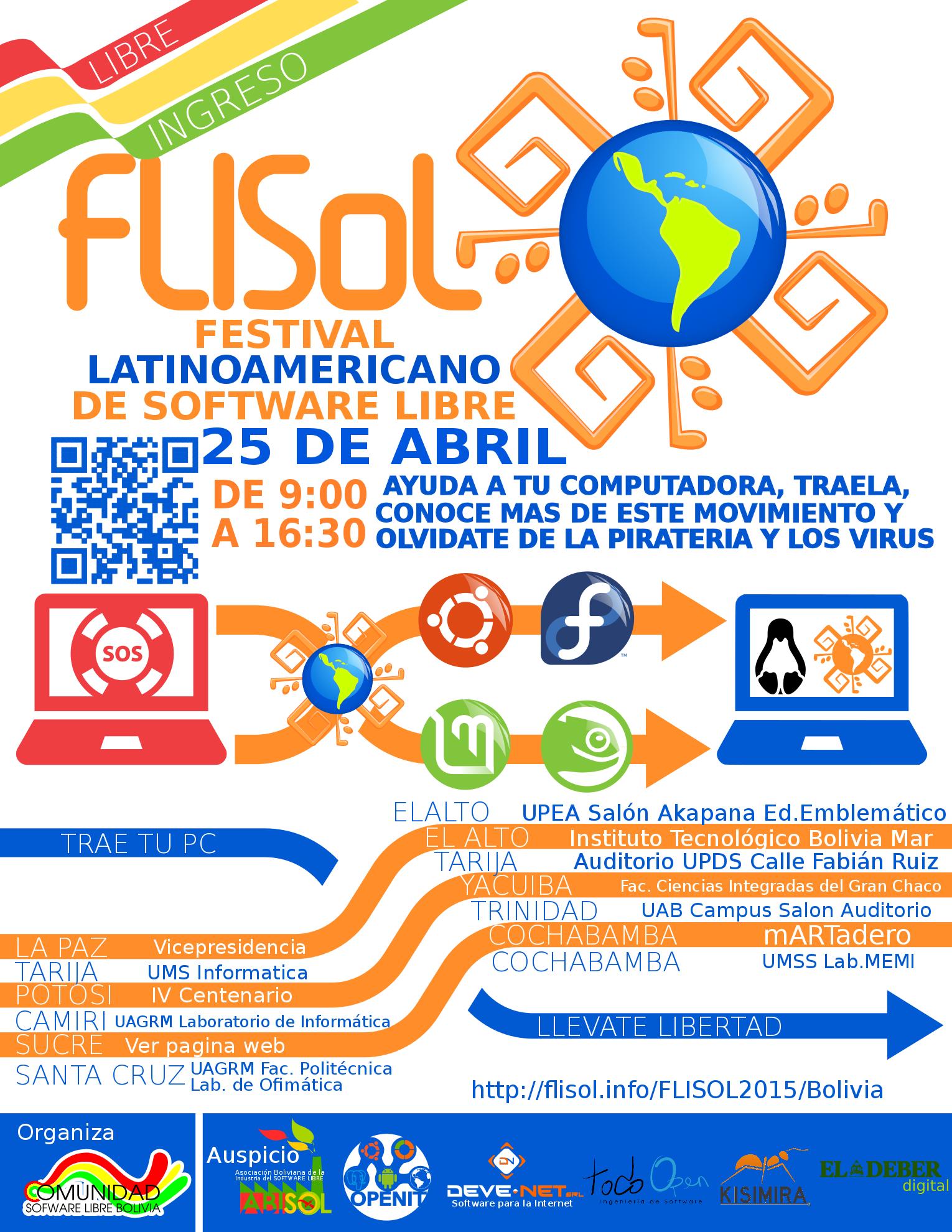 flisol2015afiche